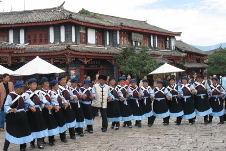 Travel to China's Primary Region -Yunnan