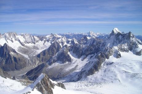 Hiking the Haute Route—Mont Blanc to the Matterhorn