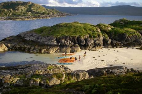 Kayaking, Walking & Whisky tour