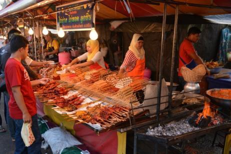 Food Trails of Thailand tour