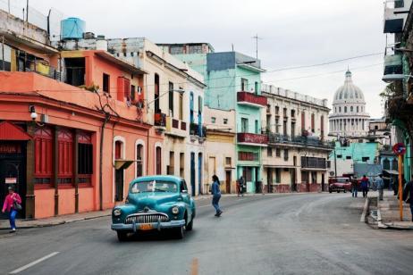 Beyond the bounds of Havana