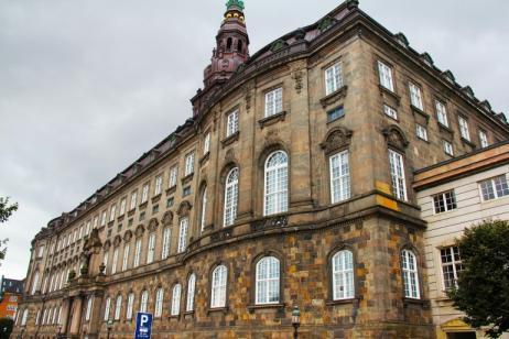 Four Scandinavian Capitals