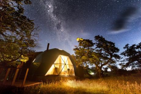 Patagonia EcoCamp tour