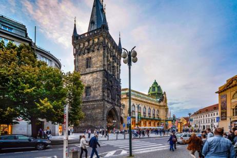 Budapest, Vienna & Prague tour