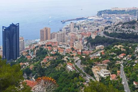 Italian Riviera, Monte Carlo & the South of France