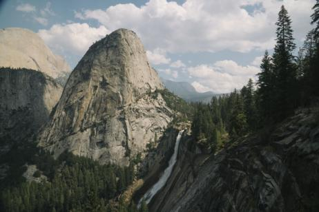 Yosemite Hiking & Camping Weekend