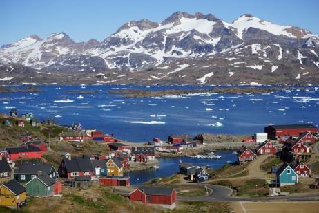 Welcome to Birthplace of Icebergs tour