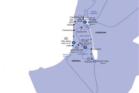 Israel Discovery (Winter 2018-19)