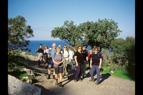 The Corfu Trail Explorer