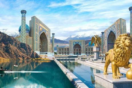 Along the Great Silk Road: The 5 Stans