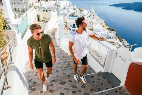 Island Cruising & Santorini