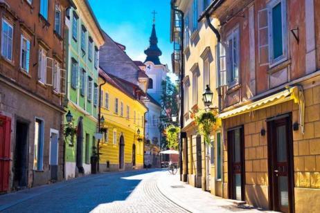 Highlights of Austria Slovenia and Croatia Summer 2018