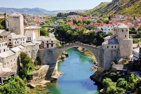 Balkans Encompassed