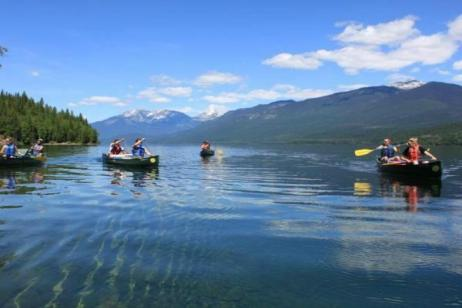 9-Day Canadian Rockies Adventure Tour: Vancouver to Calgary tour