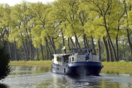 Belgium Bike & Barge
