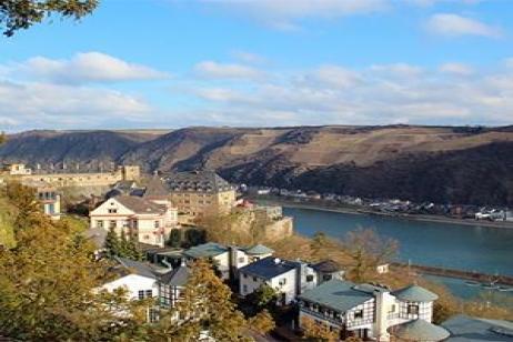 Rhine & Rhône Revealed  Southbound