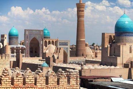 Central Asia – Multi-Stan Adventure