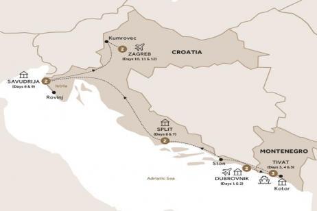 Captivating Croatia and Montenegro (Summer 2018)