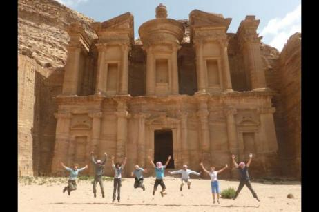 Spice Trails Of Petra