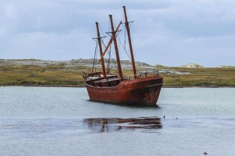 Falkland Islands Expedition: Past & Present