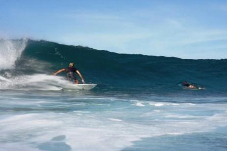 Punta Miramar Surf Camp tour