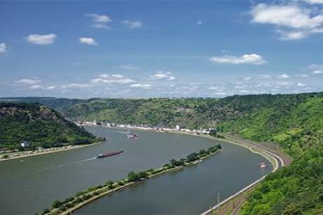 Rhine & Rhône Revealed  Northbound
