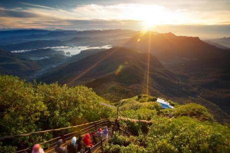 Highlands of Sri Lanka