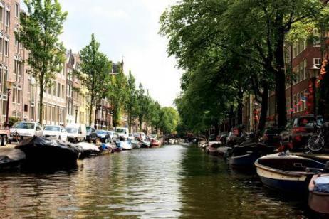 Cycle Amsterdam to Paris