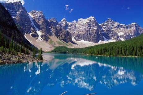 16 Day Canadian Rockies with 7 Day Alaska Cruise 2018 Itinerary