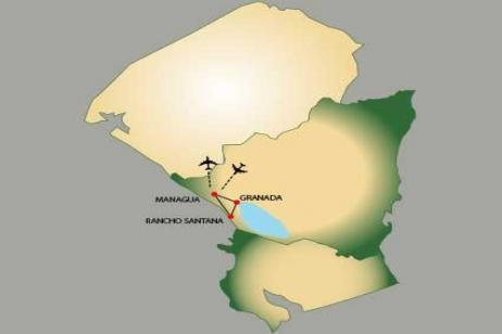 Discover Nicaragua8 Days tour