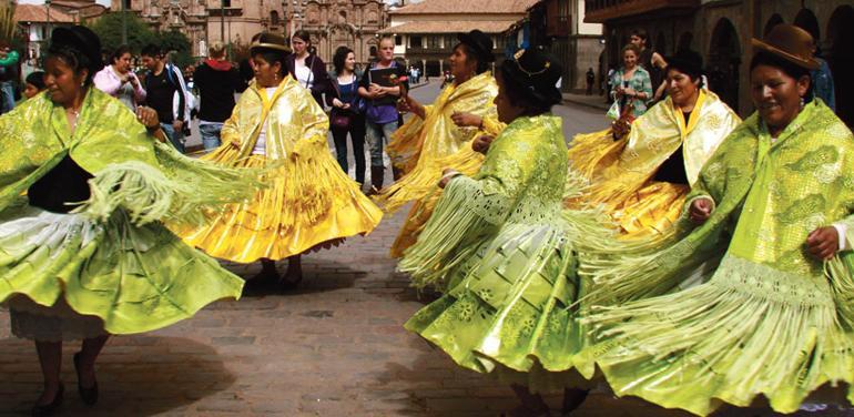 Lima to Cuzco tour
