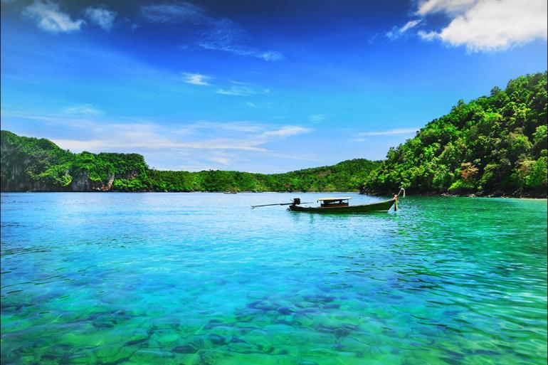 Andaman Sea Phuket Sail Ko Phi Phi to Phuket Trip