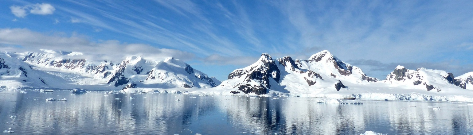 Exploring the ice waters of Antarctica on a cruise