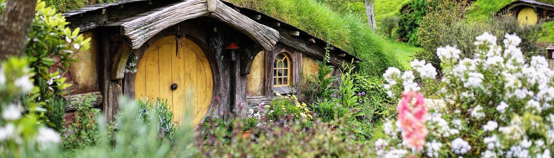 New Zealand top tour attraction Hobbiton North Island