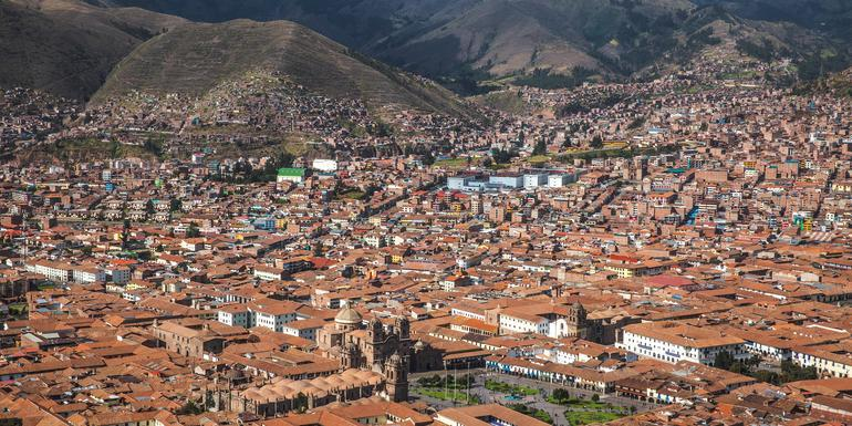 Quito to La Paz Adventure tour