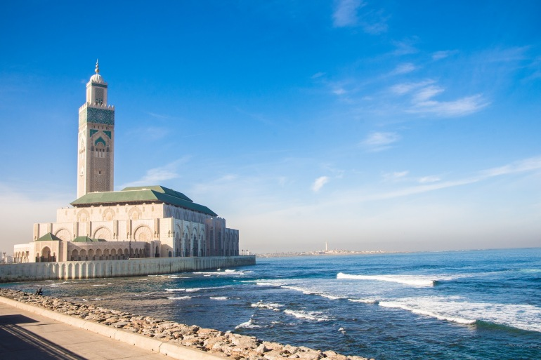 Beautiful sight - Casablanca-Morocco-Africa-2807439-P