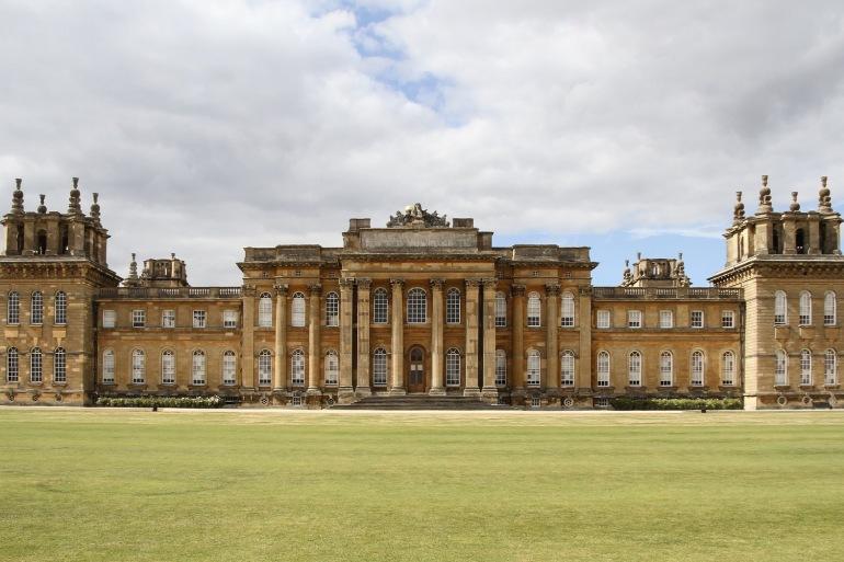 Blenheim Palace Castle, United Kingdom