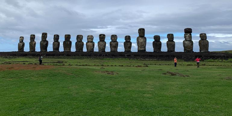 Easter Island Independent Adventure - Upgraded tour