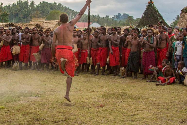 Firedance Festival, Papua New Guinea - Limited Edition tour
