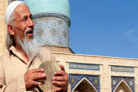 Ashgabat to Tashkent Overland tour