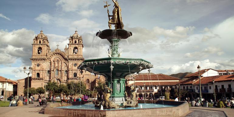 Quito to Lima Adventure tour