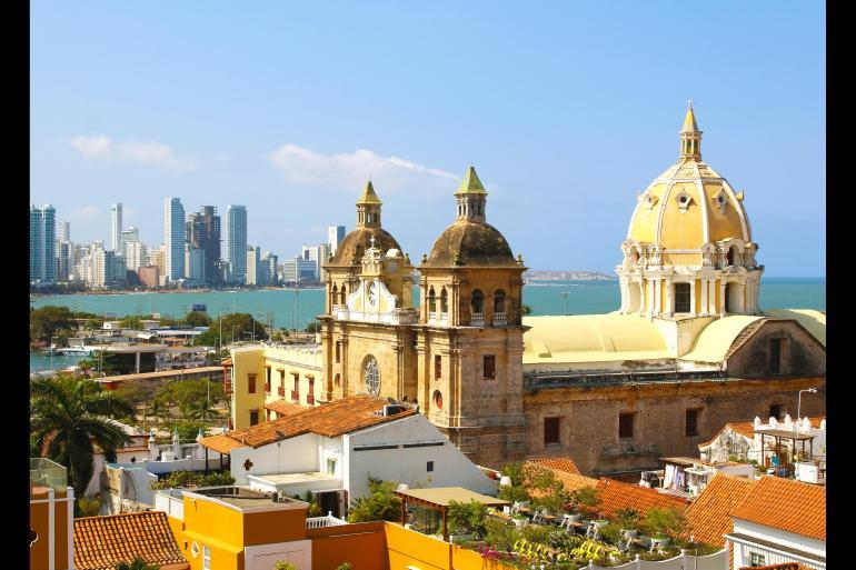 Bogota Cartagena Experience Colombia Trip