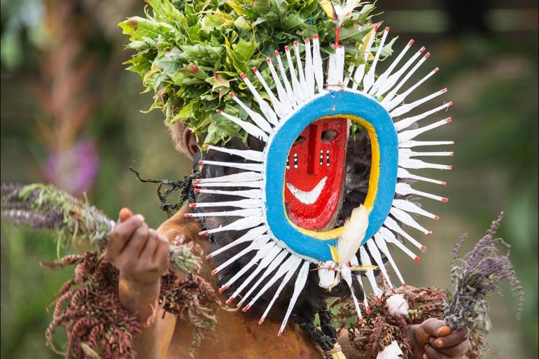 Cultural Culture Firedance Festival, Papua New Guinea - Limited Edition package