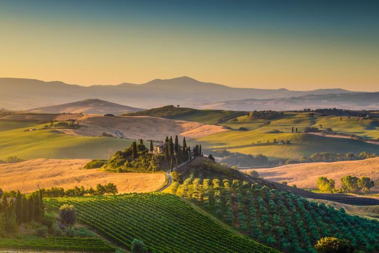 Italy's Treasures Art, Food & Wine of Italy tour