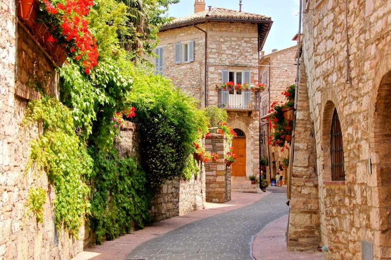 Assisi Florence Tuscan & Umbrian Countryside featuring Italy's Charming Hill Towns Trip