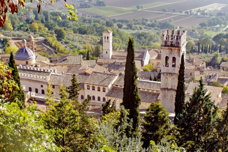 Architecture of Town Assisi-Italy-2186838_1920_processed_P