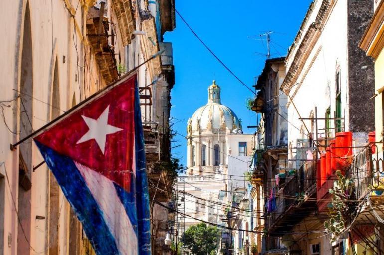 Camaguey Caribbean Cuba Libre! Trip