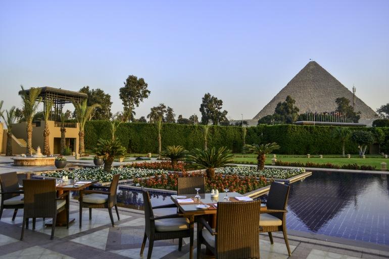 Hotel Mena House Palace, Egypt