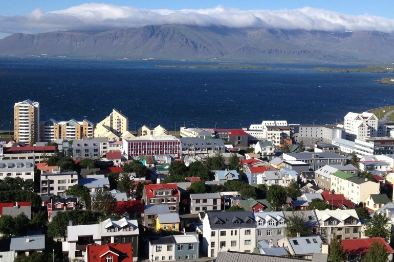 Mountain View of Reykjavik-Iceland-944592-1920-p