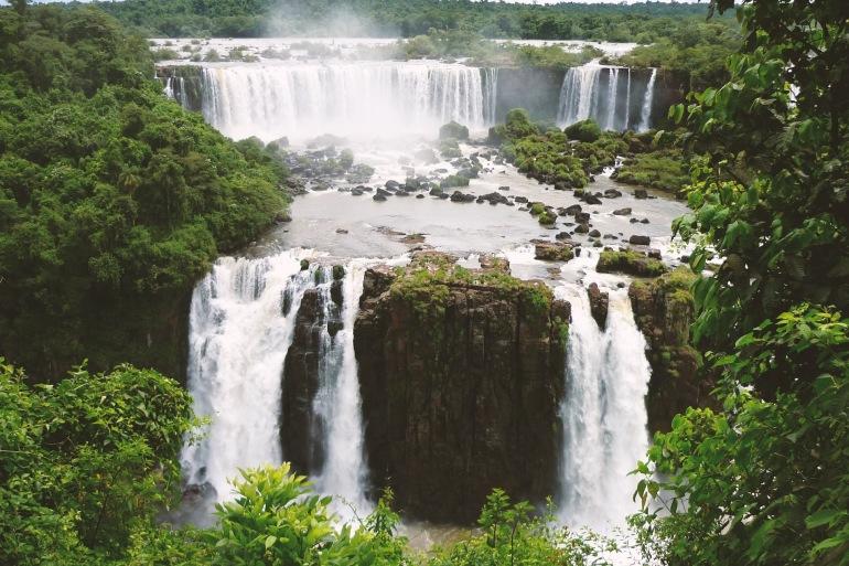 Nature view of Iguazu National Park-Argentina-800464-P